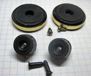 TEAC-W-430B-Cassette-Deck-Bottom-feet-set