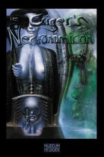 HR GIGER POSTER (61x91cm) NECROMICON PICTURE PRINT NEW ART