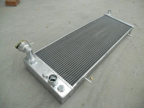 4.0L l4//l6 1991-2001 3 Row aluminum radiator FITS JEEP CHEROKEE//COMANCHE 2.5L