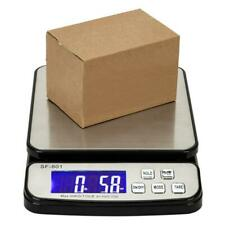 110lb X01oz Digital Lcd Postal Scale Shipping Electronic Scale 50kg Post Office