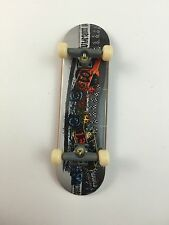 Tech Deck World Industries Skateboards Demolition Derby 96mm Mini Skateboard