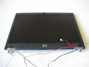 """Display HP Compaq 2510p 12-1"""" LCD + scocche + cerniere + cavi t2u3oLCS-08122551-278538082"""
