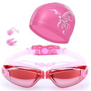 Swim-Goggles-Swim-Cap-Swimming-Goggles-No-Leaking-Anti-Fog-UV-Protection-Tria
