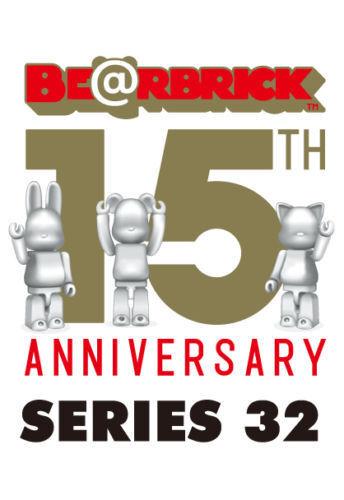 Bearbrick Series 32 Full Basic Words 9pcs Pearl Letter 100/% S32 Be@rbrick set 9