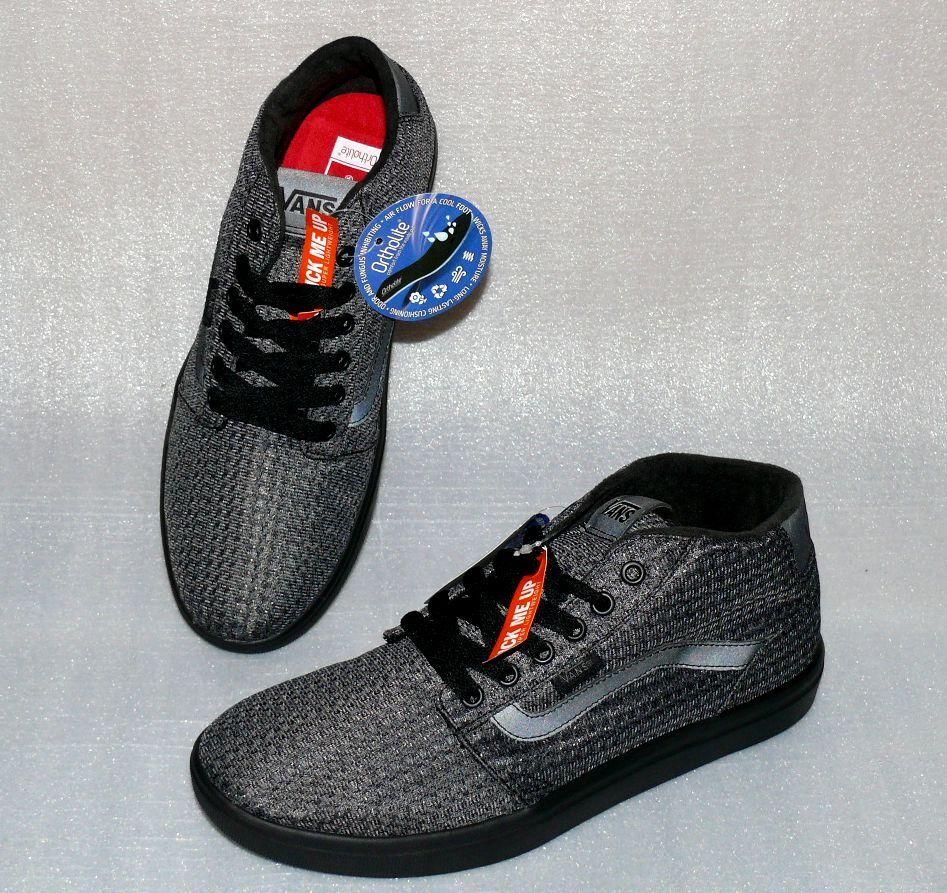 Vans Chapman 42 LITE MID Ortholite Herren Schuhe Freizeit Sneaker Gr ...