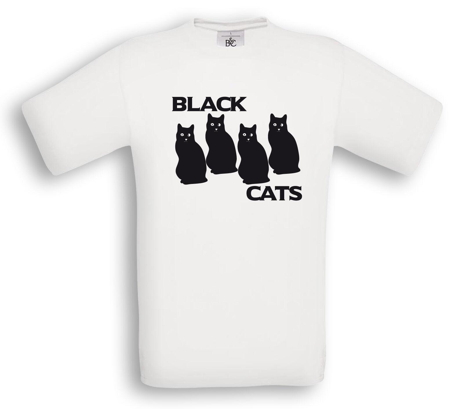 CAT Flag-t-shirt-Noir Flag hardcore punk chat cat xxx straight edge xxx cat HC cd05f0