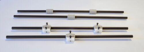 Original Prusa i3 MK3 Smooth Rods Bushings IDE IGUS Set f