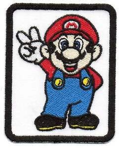 ECUSSON-BRODERIE-PATCH-SUPER-MARIO-BROSS