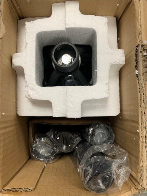 Kemeco St4324ss4 Led Cast Aluminum Solar Lamp Post Light Street Light For Patio