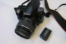 Sony Alpha A55 16MP Digital-SLR SLT Camera/FullHD Camcorder +18-55mm Lens -BLACK