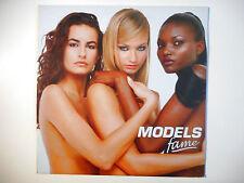 "MAXI 12"" ▒ MODELS : FAME ( VERSION ALBUM - 3'56 )"