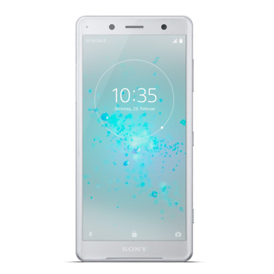 Sony Xperia XZ2 compact white silver Android 8 Smartphone