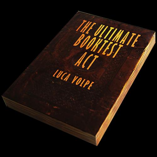 Ultimate libro Test (Limited edizione) by  Luca Volpe e Titanas Magic  controlla il più economico