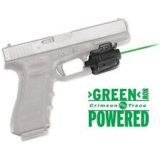 Crimson Trace Rail Master Pro Universal Green Laser Sight for Rail - CMR-203