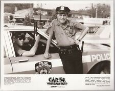 PF Car 54, where are you ? ( David Johansen )