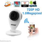 Sricam 720P H.264 Megapixel Wireless ONVIF CCTV security  IP Camera  EU Plug