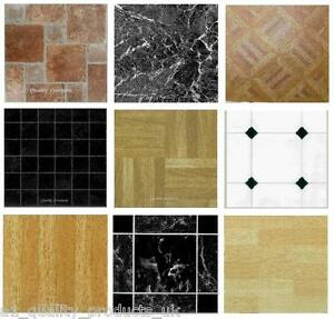 Image Is Loading 3 X Vinyl Floor Tiles Self Adhesive Bathroom