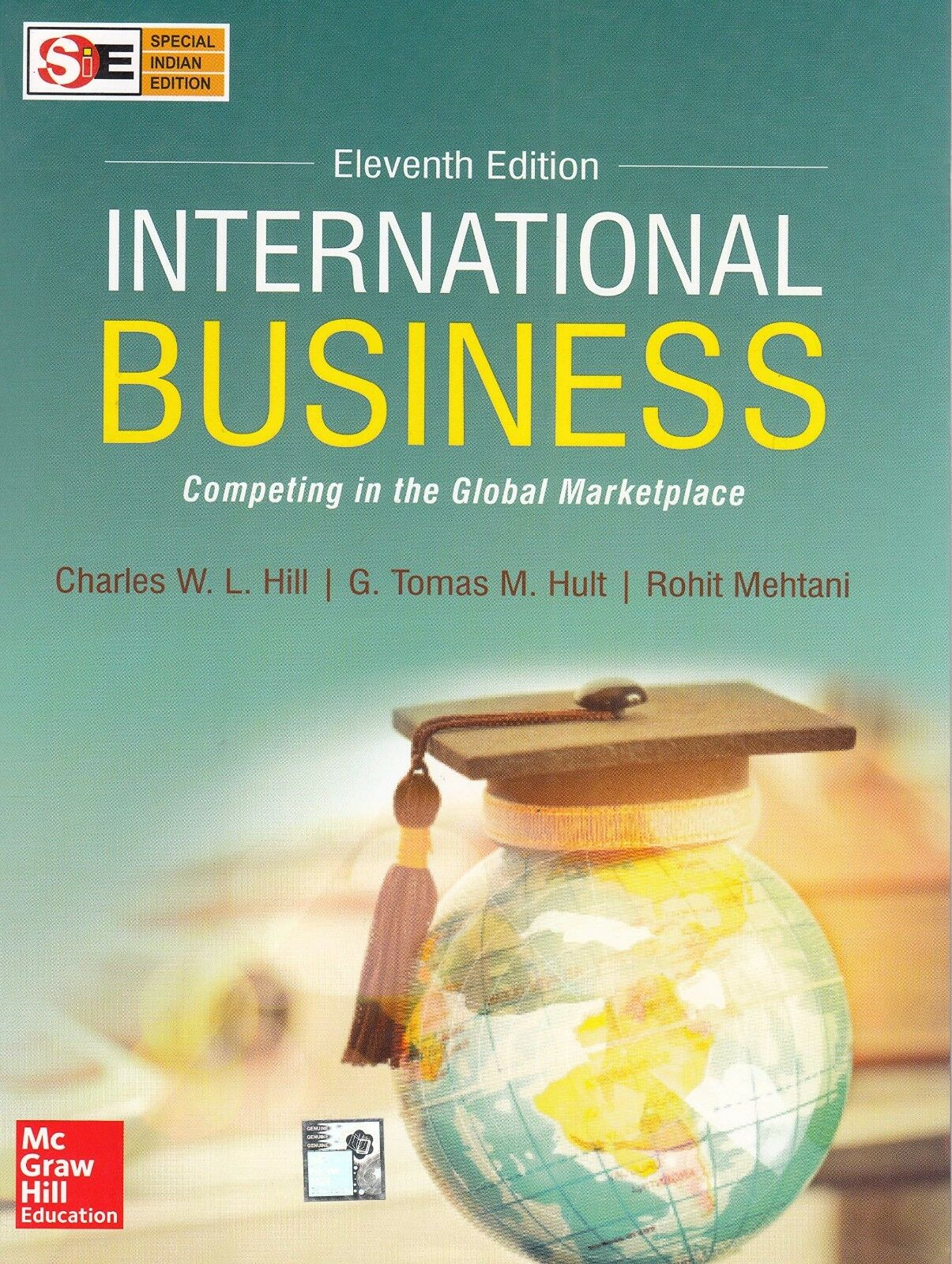 International Business Book By Charles Hill