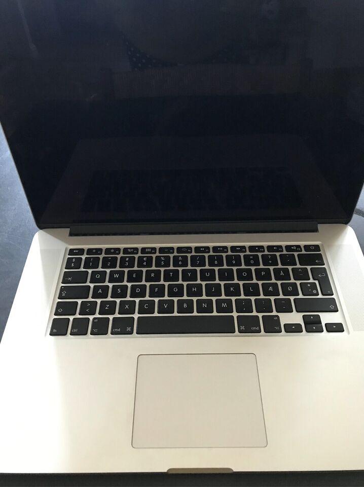 MacBook Pro, MacBook Pro (Retina, 15- inch)