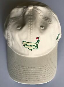 97e5227e426 Masters golf hat vintage logo stone color augusta national pga new ...
