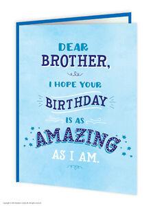 Image Is Loading Brainbox Candy Birthday Greeting Cards Funny Cheeky Joke
