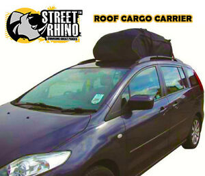 Honda-CR-Z-Universal-Water-Resistant-458L-Roof-Cargo-Carrier