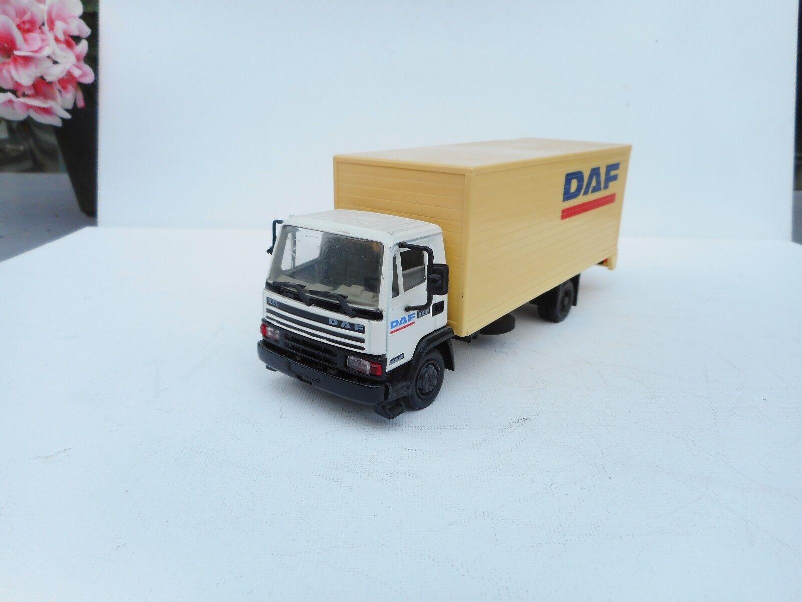 AHC Models 1 43 Diecast Seltener Daf Leyland Demo Daf Leyland OHNE OVP Rare
