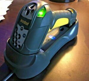 Riduzione-DS3578-HD-senza-fili-Bluetooth-Symbol-2D-Scanner-codice-a-barre-USB-BATTERIA-NUOVA