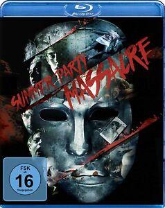 Summer Party Massacre [Blu-Ray/Nuovo/Scatola Originale] una sexy omaggio a horror classico