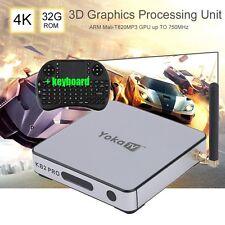 YOKA KB2 PRO Android6.0 Octa Core TV Box Amlogic S912 64 Bit 3G+32G+keyboard