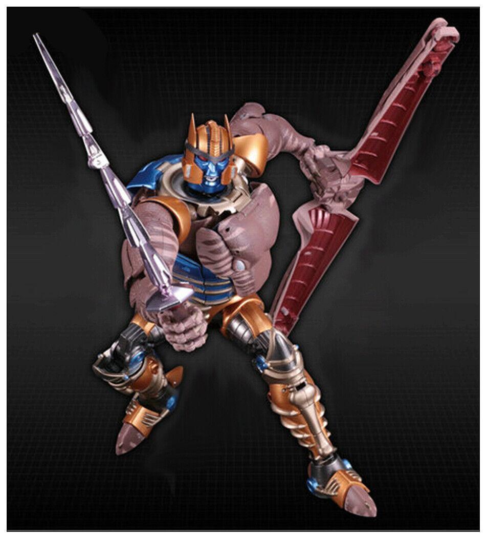 nuovo Transformers giocattolo Masterpiece MP41 Beast guerras Dinobot KO nuovo in Stock