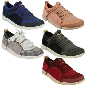 how to find 2019 factory price enjoy complimentary shipping Details about LADIES CLARKS TRI AMELIA LACE UP LIGHTWEIGHT SHOES COMFORT  TRAINERS SPORTS SIZE