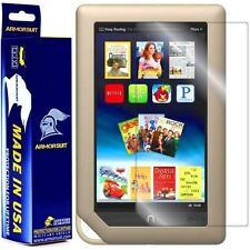 ArmorSuit MilitaryShield Barnes & Noble NOOK Tablet Screen Protector Brand NEW!