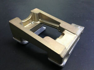 Go-Kart-OTK-Engine-Mount-MG-Inclined-92x30mm-COMPLETE-with-Brackets-and-Bolts