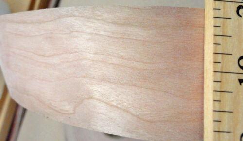 "Wood veneer edgebanding Birch-Cherry-Maple-Red Oak 2/"" x 120/"" inch rolls preglued"