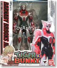 S.H. Figuarts Tiger & Bunny Barnaby Brooks Jr. Bandai SH Action Figure