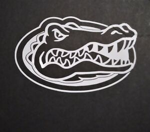 d Florida Gators Sticker for skateboard luggage laptop tumblers car