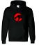 Thundercats Logo Hoodie Mens Black Red Sweat Shirt S M L XL XXL XXXL 4XL 5XL