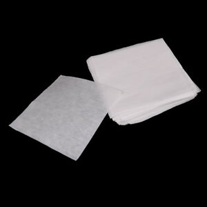 Details about 50pcs Anti-static Lint-free Wipes Dust Free Paper Dust Paper  Fiber Optic Clea KQ