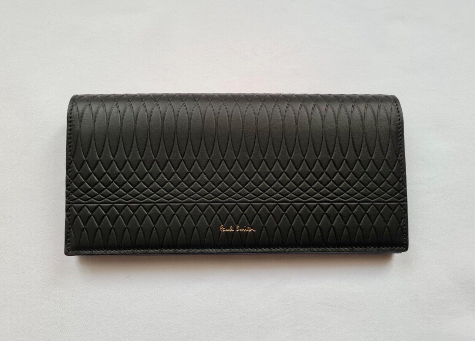 New Paul Smith Purse Damson No9 Wallet