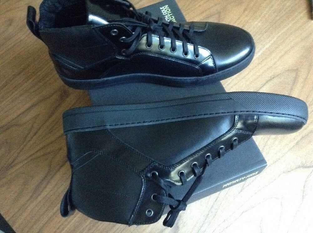 Kenneth Cole ~ New York ~ Leder-Sneaker SKY-DIVE  ~ 44,5