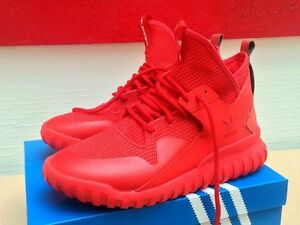 Adidas Tubular X All Red