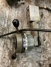Clausing 5914 Lathe Vari Speed Parts Dial Lever