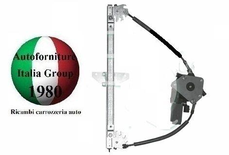 ALZAVETRO ALZACRISTALLI MANUALE POSTERIORE POST SX OPEL AGILA 00/>08 2000/>2008