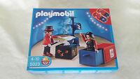 Playmobil 5023 Magiciens Avec Boite Magique/ Cirque Edition Limitee Circus Neuf