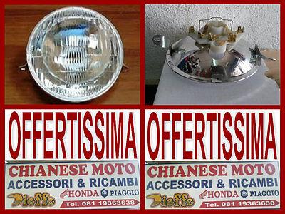 124428-142949 FANALE ANTERIORE GRIGIO PIAGGIO BOXER 1//2 BOSATTA F-279