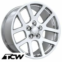 20 Inch Dodge Ram Srt10 Oe Factory Replica Chrome Wheels Rims Fit Ram 1500 02-17