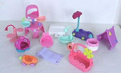 13 Pet Accessories LPS Lot Mixed Shop Assorted Littlest Pet Pcs UBqwXZ8x