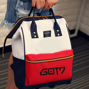 Men's Bags Luggage & Bags Twice Monstax Backpack Bag Exo Cute Bag Got7 Bookbag Student Back To School Special Buy