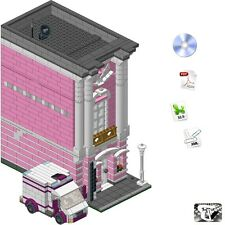 Lego® ISTRUZIONI/INSTRUCTIONS -Vet Clinic/Veterinario- (Custom Modular Building)